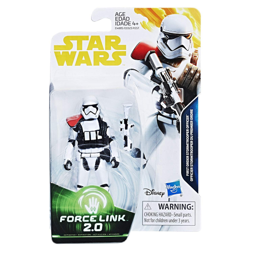 Star Wars Force Link 2.0 First Order Stormtrooper Officer